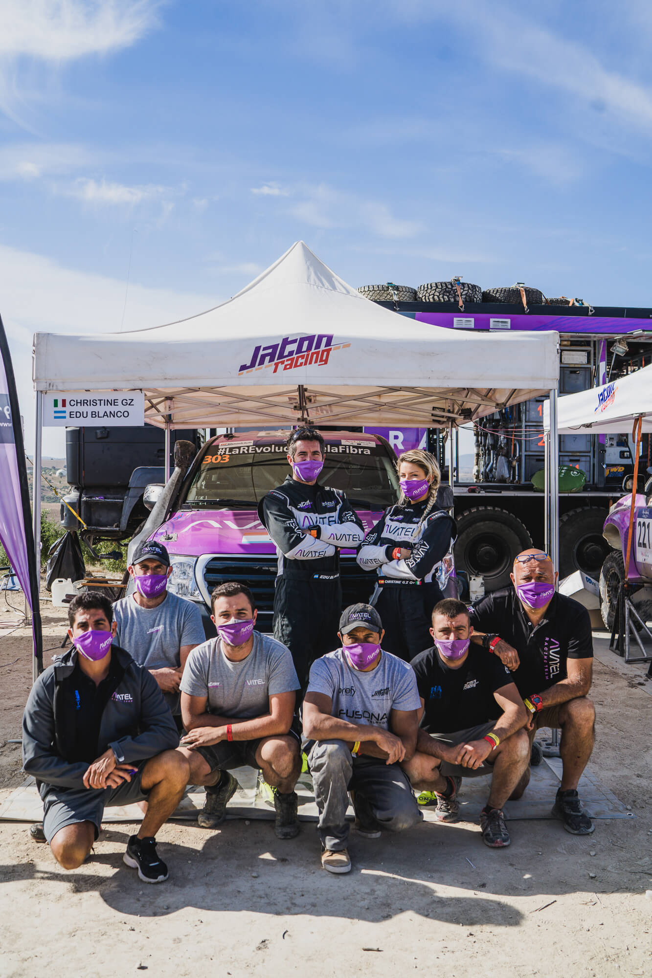 Equipo Avatel Racing Team Andalucía Rally
